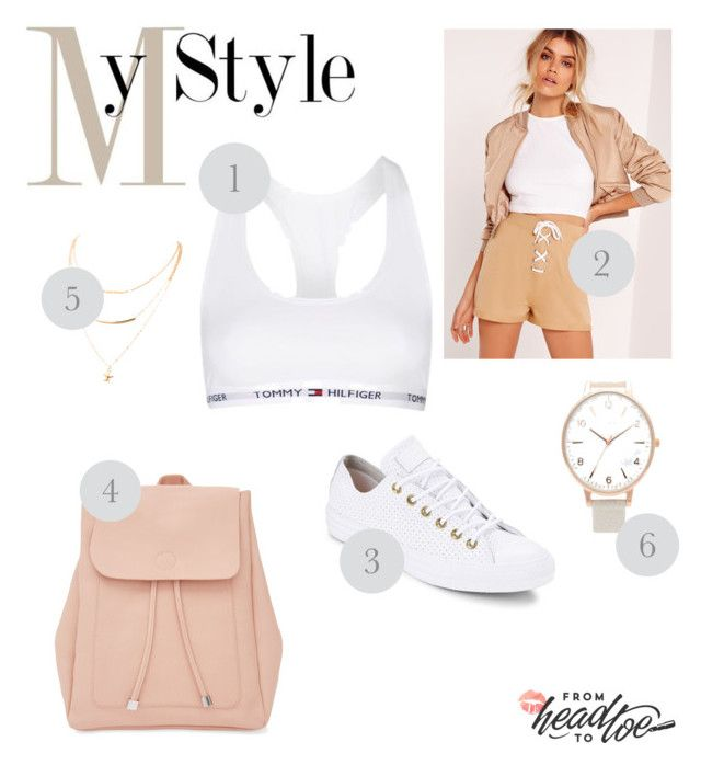 """""""Casual Friday"""" by steffpitman on Polyvore featuring Missguided, Converse, Topshop and New Look"""
