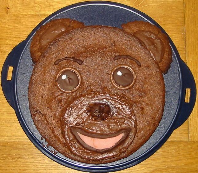 Recette gateau petit ours brun