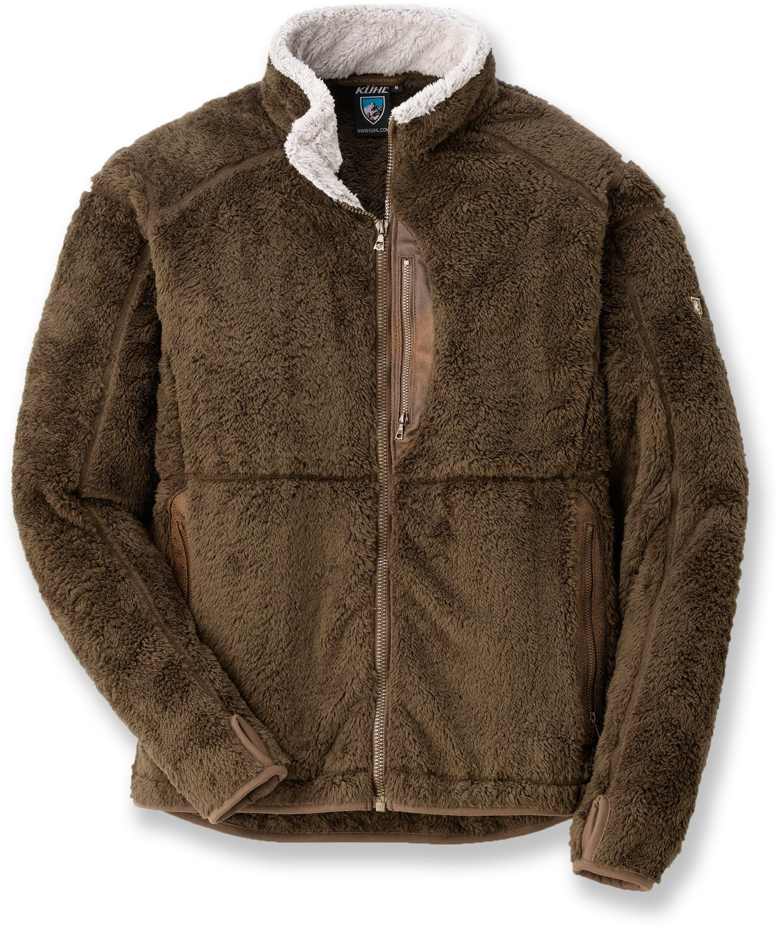 KUHL Jak Rabbit Fleece Jacket - Men's | REI Co-op | Gift ...