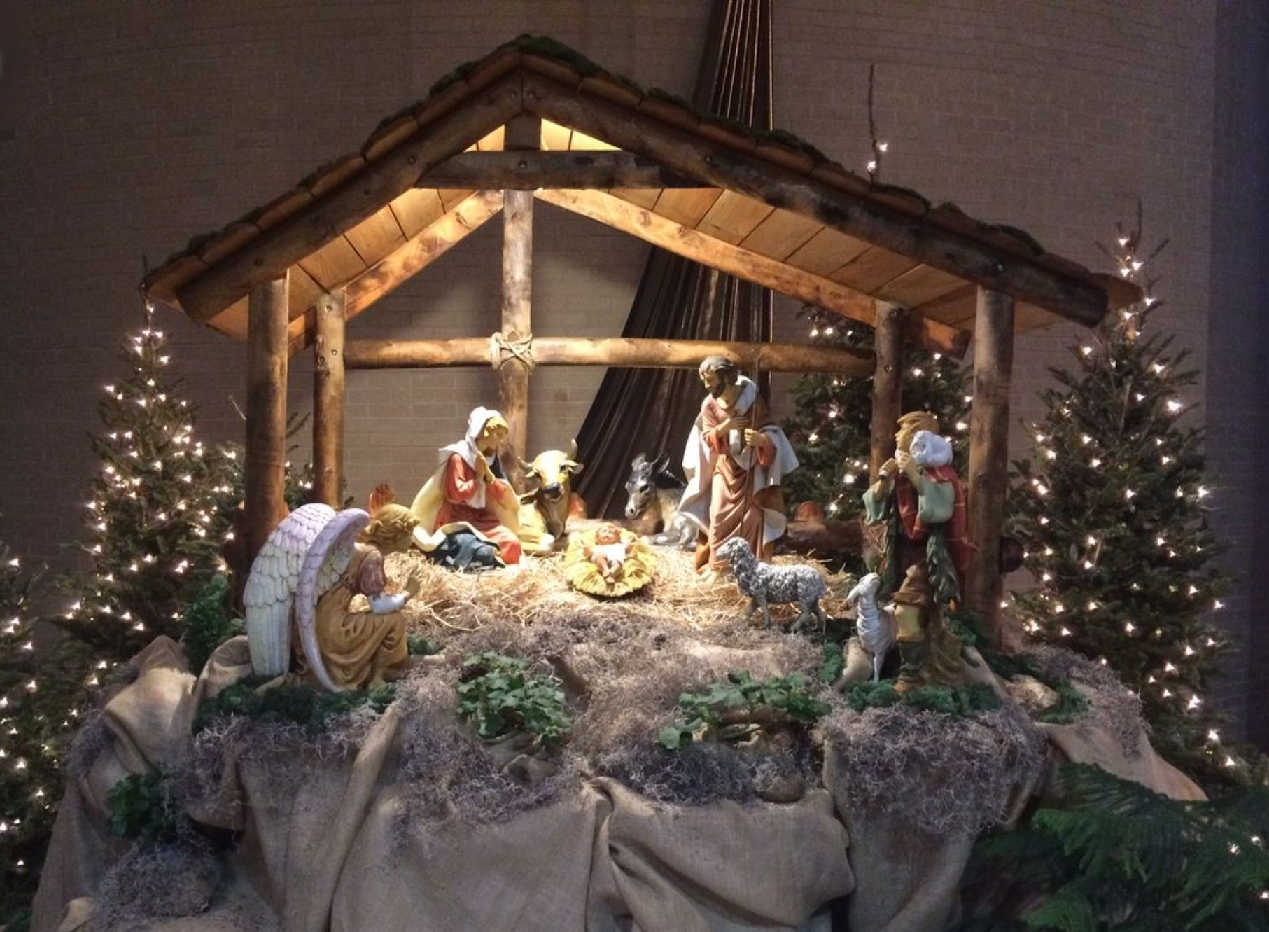 Nativity Scene Display Christmas Nativity Scene Display Nativity Scene Display Christmas Nativity Scene