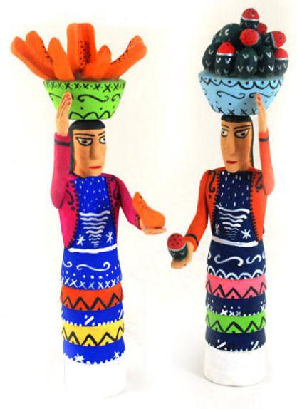 Oaxacan ladies