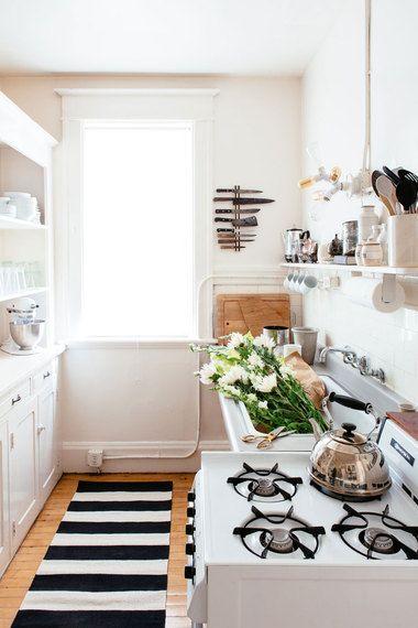 Schön 10 Ideen Um In Der Küche Platz Zu Schaffen. Die Messer Sehen Etwa Auch An