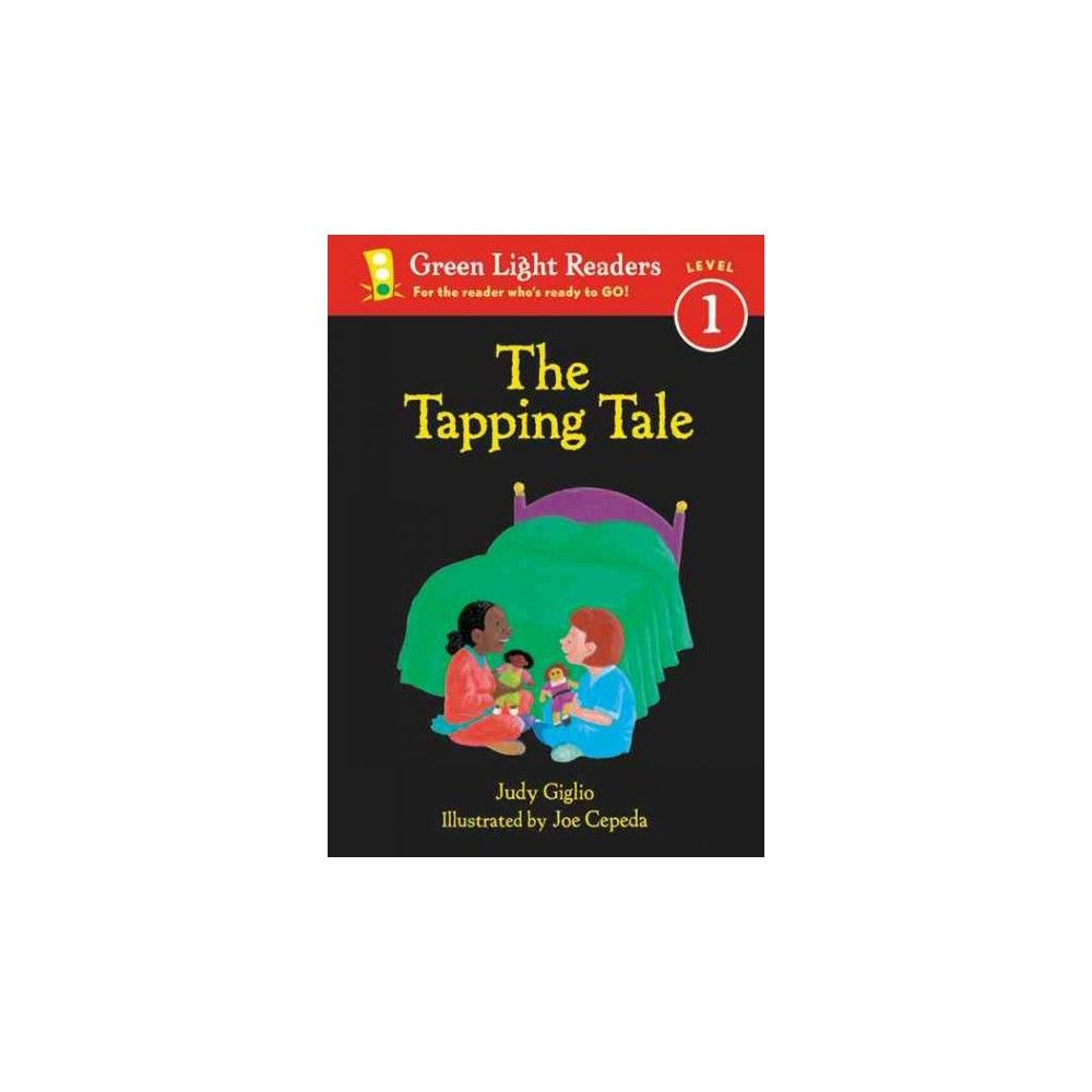 The Tapping Tale ( Green Light Readers Level 1) (Reissue) (Paperback)