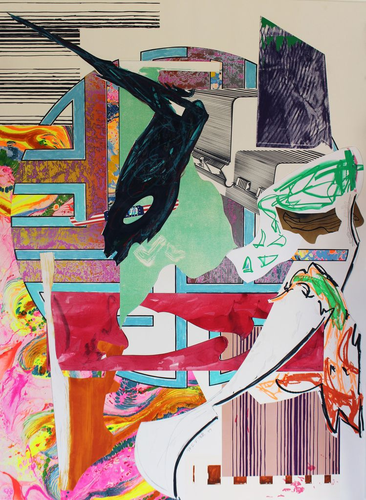 Frank Stella, The Quarter Deck (P.P.1), 1985-1989, Zane Bennett Contemporary Art