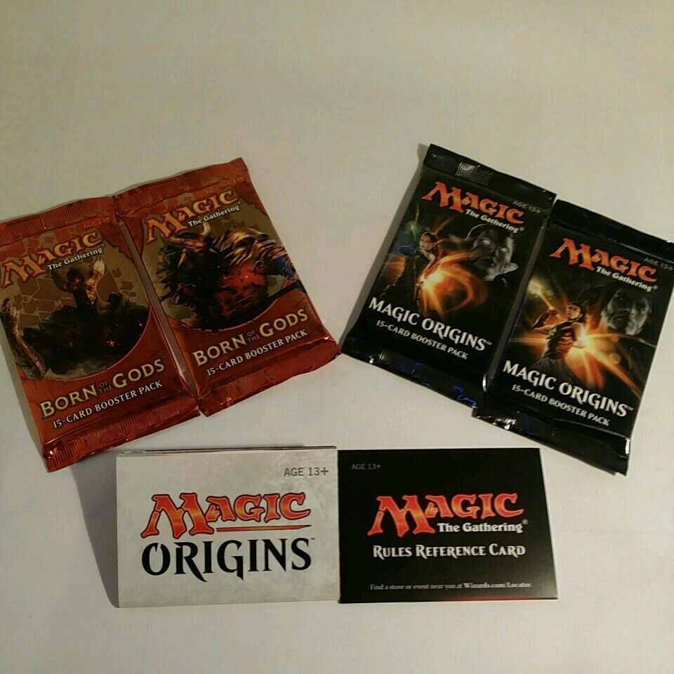 Magic The Gathering Born Of The Gods & Magic Origins Booster Packs #MagicTheGathering #magic #magiccards #Cards #eBay #Auction #Sale #Wholesale #Products