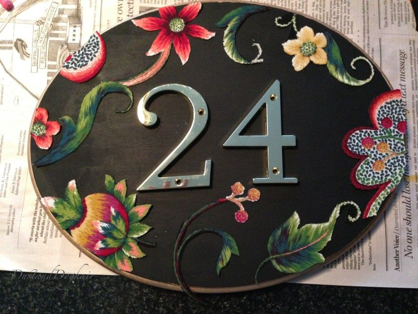 Best 25+ House Number Plaques Ideas On Pinterest