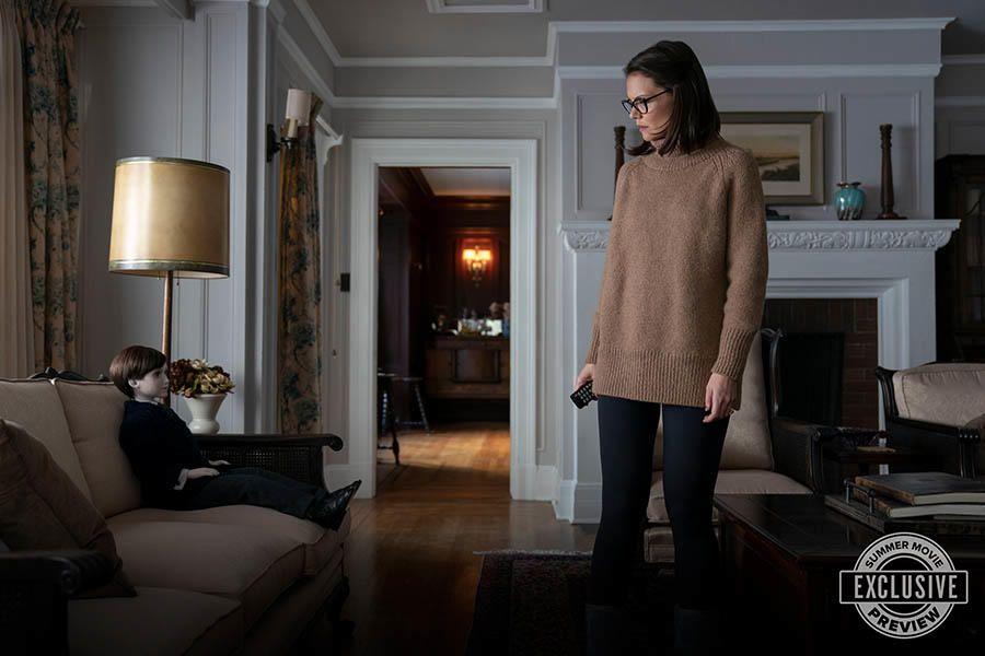 New Look Katie Holmes In Brahms The Boy Ii 2020
