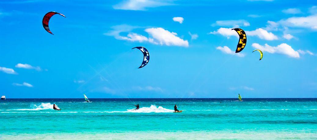 Kitesurf in Sardinia
