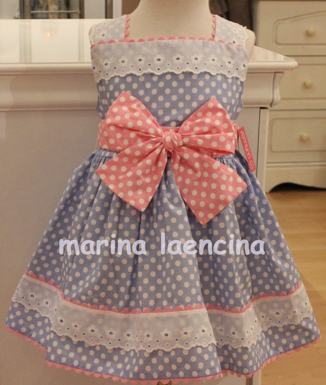 a7cf375e0 Marina Laencina: nini moda infantil | infantil 3 | Trajes para niños ...