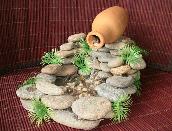 Fontaine d\u0027intérieur  invitez l\u0027esprit zen dans votre habitation - fontaine a eau d interieur