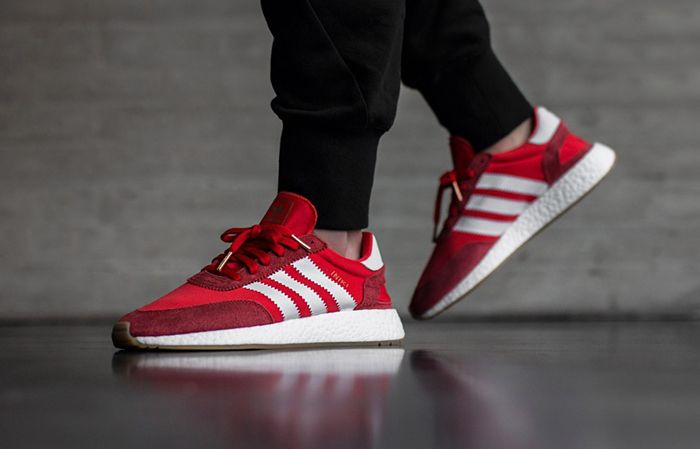 new products 91970 e100f adidas Iniki Runner Boost Navy BB2092   adidas Iniki Runner Boost Red BB2091
