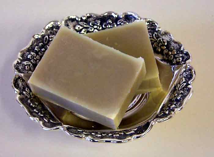 Green Tea Soap with Grapeseed Oil | Cold process soap recipes