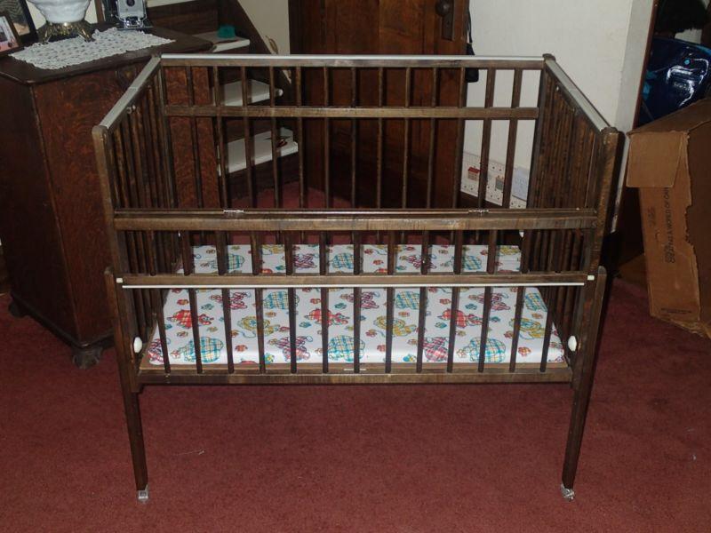 retro baby furniture. Graco Porta Crib Retro Baby Furniture