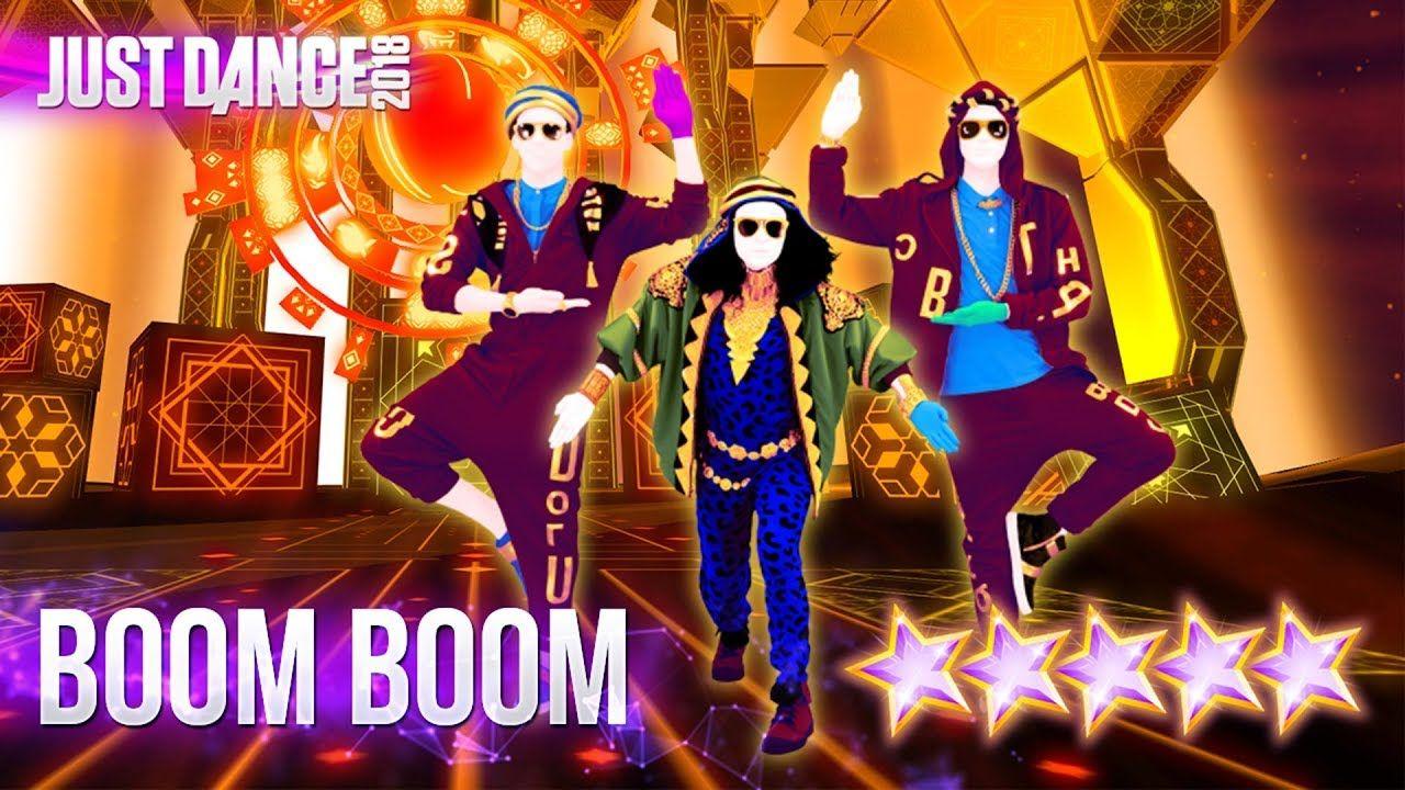 Just Dance 2018: Boom Boom - 5...