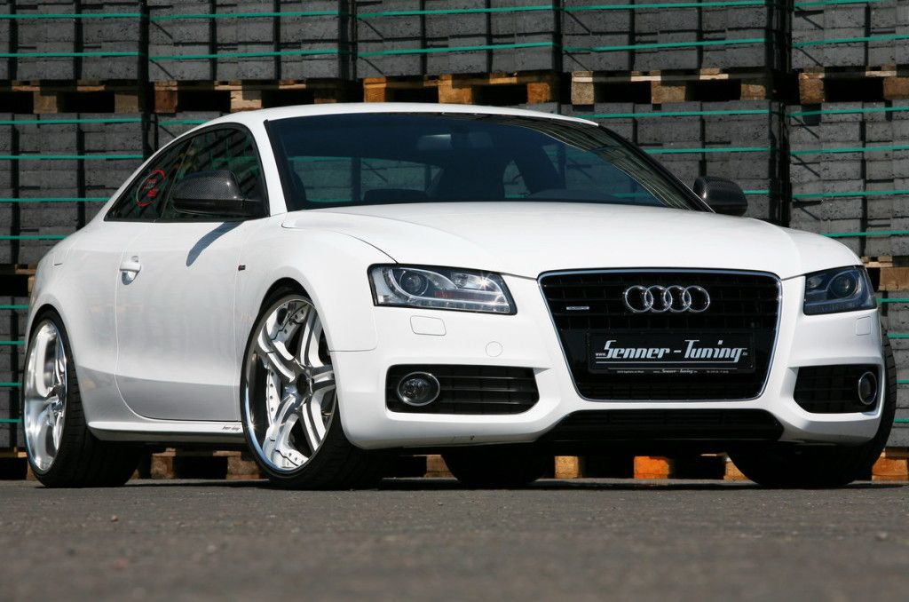 Senner Tuning Audi A5 3.0 TDI White Speed. The latest modified car ...