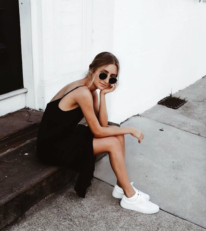 lilysykora wears the Ivy Low Lace | The