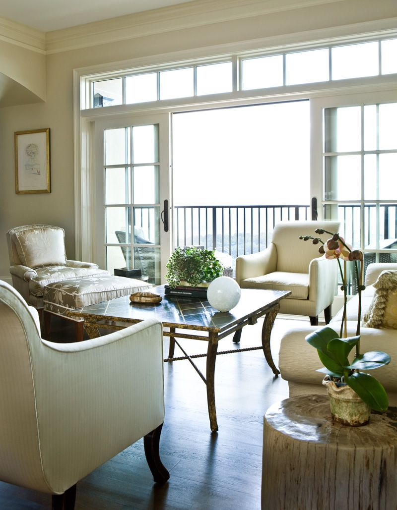 Carole weaks love the transom topped glass sliding doors for Small sliding glass doors