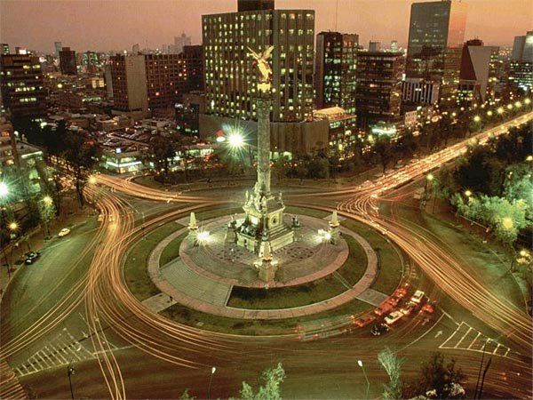 Mexico City's Angel de la Independencia