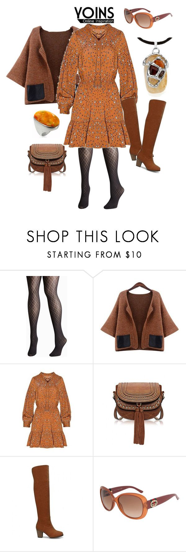 """""""http://yoins.me/203PQ2T"""" by giulia-sicilia ❤ liked on Polyvore featuring moda, Avenue, Gucci, BillyTheTree, women's clothing, women, female, woman, misses i juniors"""