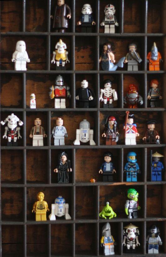 cool lego storage