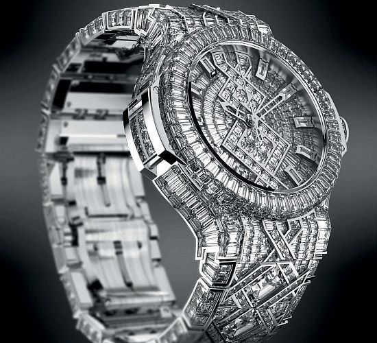 Hublot $5 Million Hublot Big Bang #mode #style #fashion #fastlife #gentleman #lifestyle #bigbang #hublot #5million$
