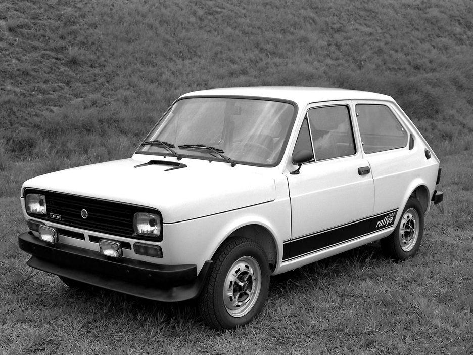 Empresario Resgata Fiat 147 Rallye Carros E Caminhoes Carros E