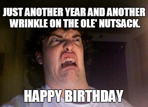 Happy Birthday Meme for her Funny happy birthday meme
