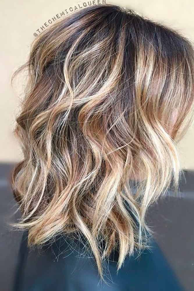 How to Choose the Right Layered Haircuts | Thick curly hair, Hair ...