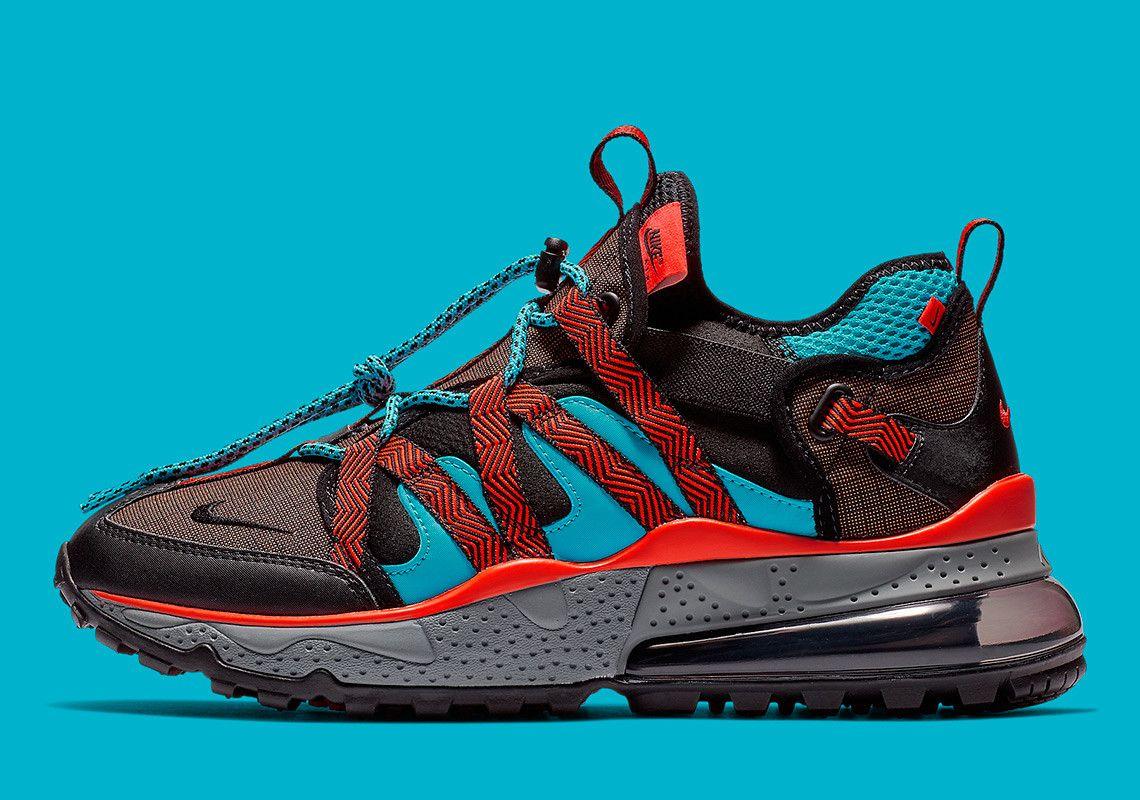 Nike Air Max 270 Bowfin RedAquaBlack Colorway   HYPEBEAST