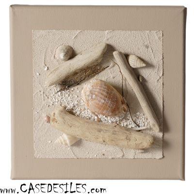 tableau relief bois flotte au meilleur prix tableau en relief p che du jour 20cm2 cendre brune. Black Bedroom Furniture Sets. Home Design Ideas