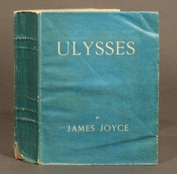Richard Greer's favourite read, Ulysses