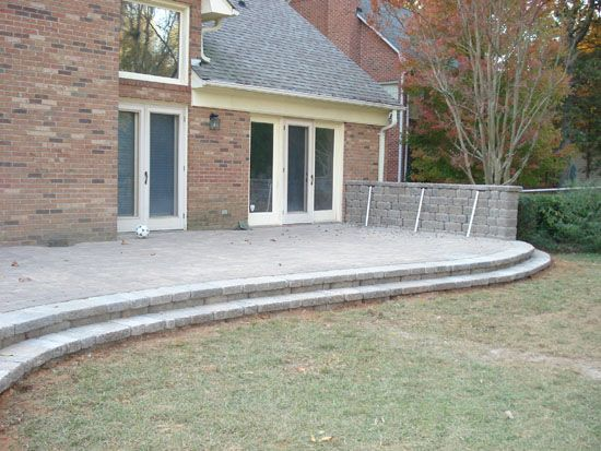 curved patio ideas - Google Search (With images) | Patio ... on Curved Patio Ideas id=56090