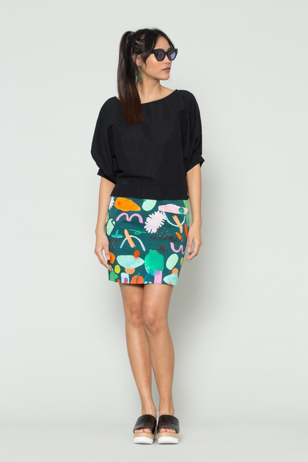 8452e72fa6 Gorman Online    Holiday Mini - Skirts - Clothing - Shop
