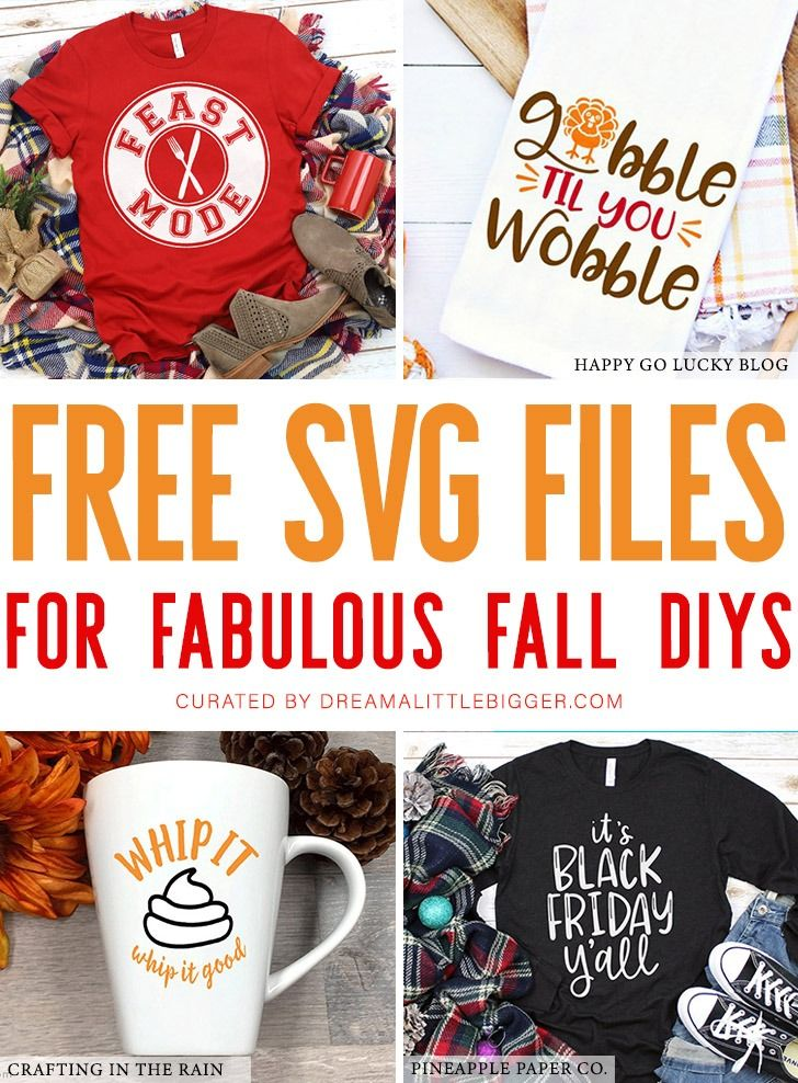 Free Fall SVG Files Cold front, Thanksgiving plates