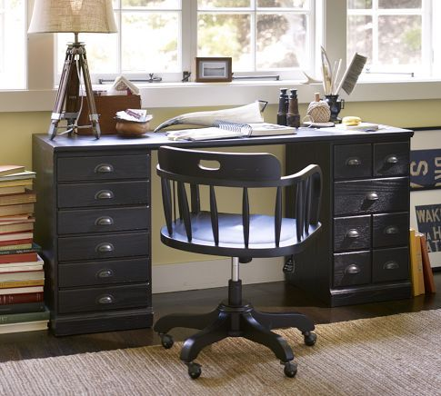 Desk Ping Printer S Modular Set Pottery Barn