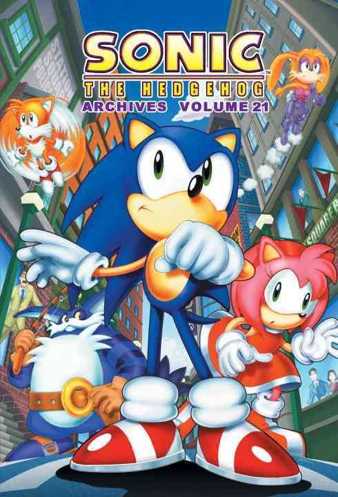 43ef5162044 Sonic the Hedgehog Archives 21