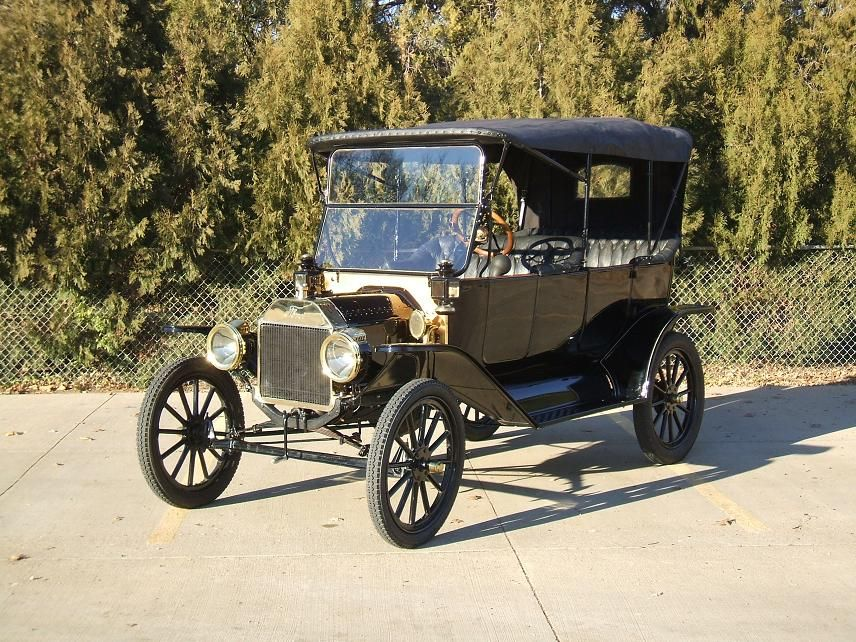 For Sale-1914 Model T Ford Touring - Ford Model T (and older ...