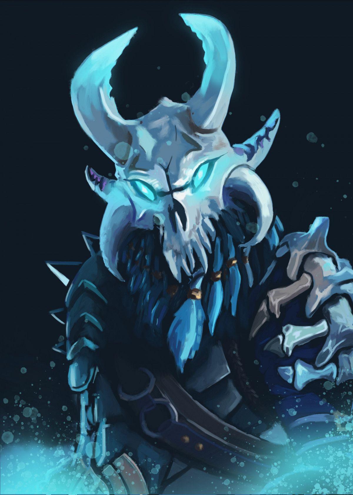 Fortnite Heroes Characters Ragnarok Displate Artwork By Artist