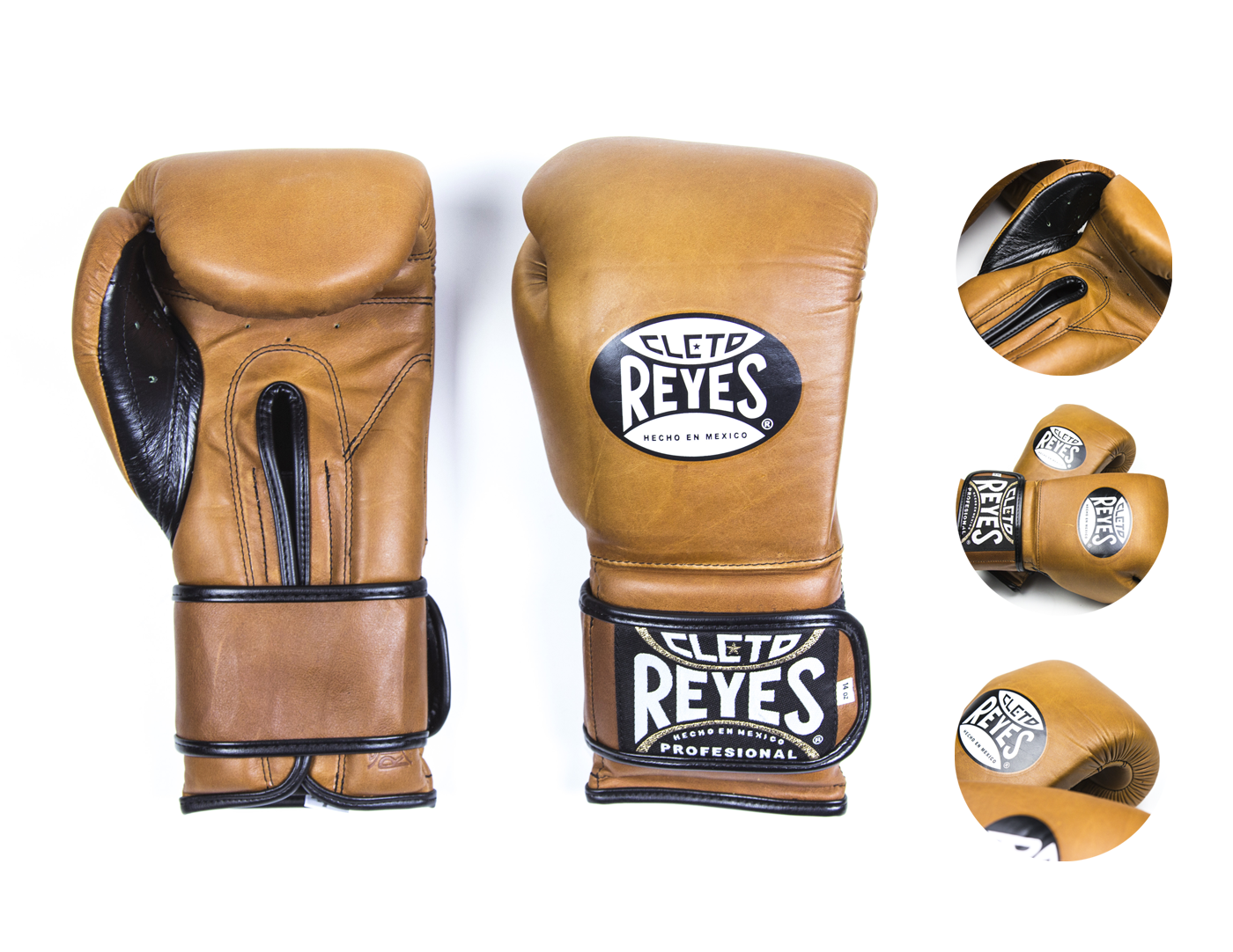 6d5bb9aa7f0 The new Cleto Reyes Vintage Brown Special Edition training glove is a  limited quantity model  the leather requires a very special treatment.