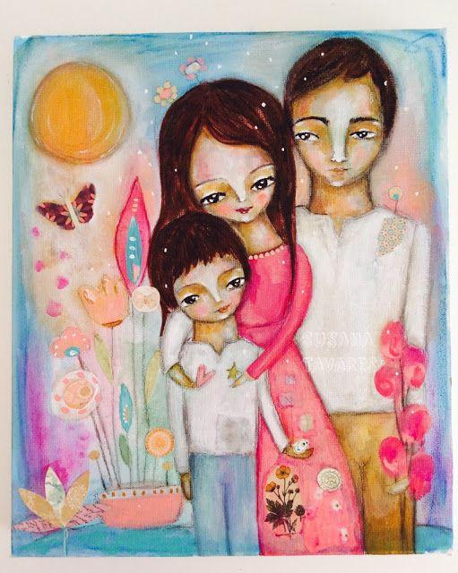 Susana Tavares: Family portrait
