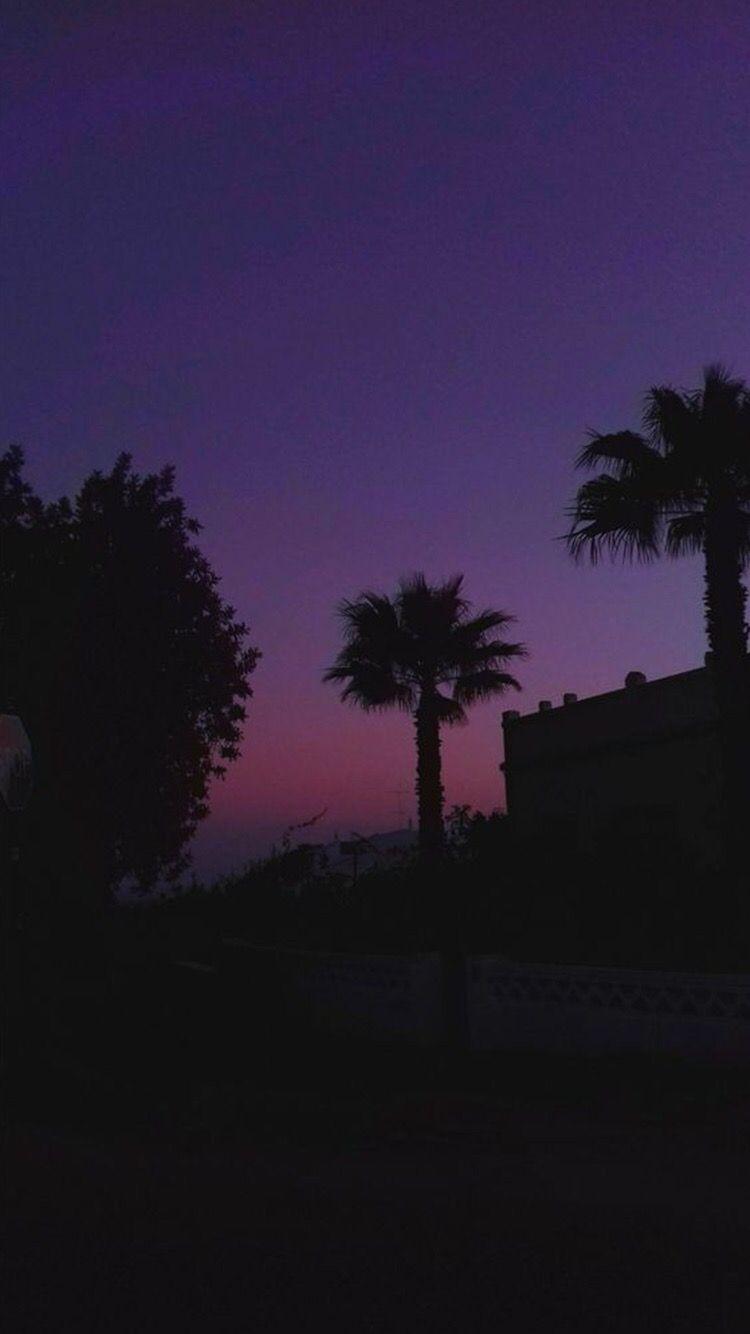 Image Sunset Night Fotografia De Cielos Paisaje De Fantasia Ilustracion De Paisaje