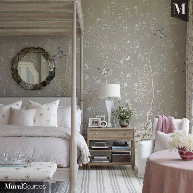 12 Perfect And Calming Bedroom Ideas For Women: Need A Calming Bedroom Atmosphere? Our Lantilly Grey