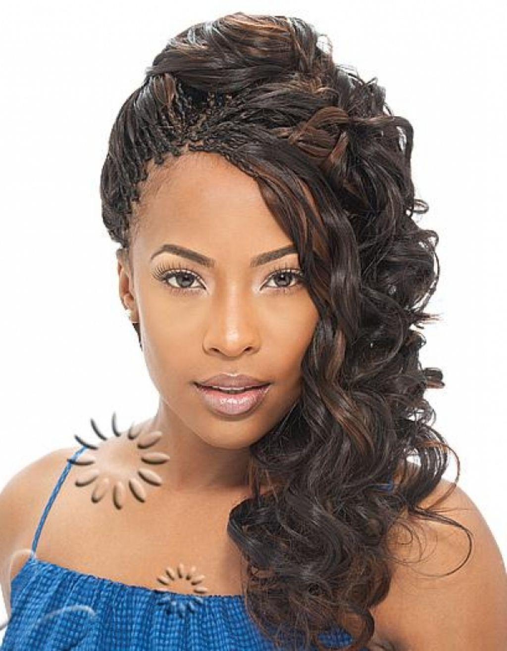 African American Braided Hairstyles Magnificent Cute Twist Braided Hairstyles For African American  Cute Braided