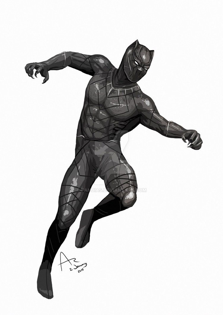 Just A Quick Black Panther To Get Things Warmed Up Black Panther Panther Pictures Black Panther Art