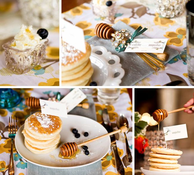 Afternoon Wedding Reception Ideas: How To Host Brunch Wedding (or Brunch The Day-After