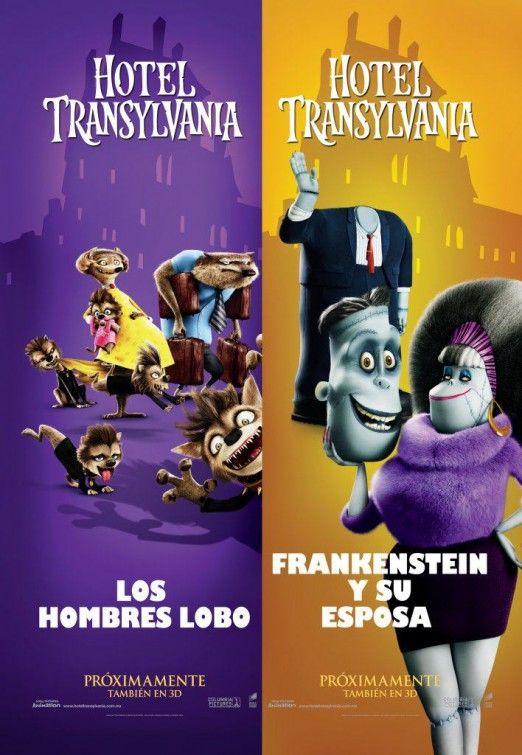 Hotel Transylvania 2012 Http Www Imdb Com Title