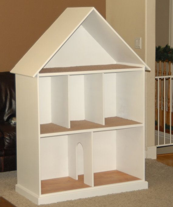 Barbie Doll House This Looks Just Like The One I Had Cabinet