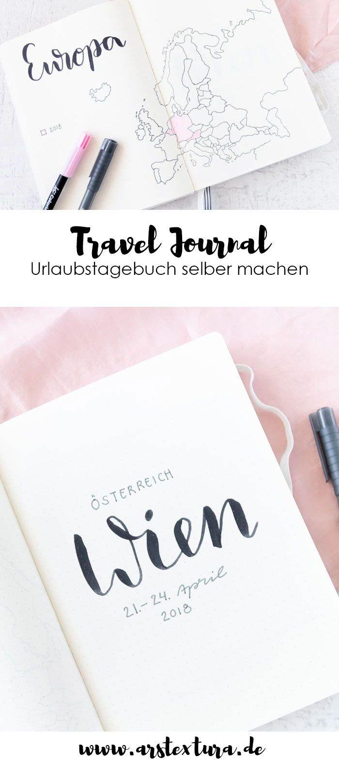Travel Journal: el compañero de viaje perfecto ars textura – blog de bricolaje