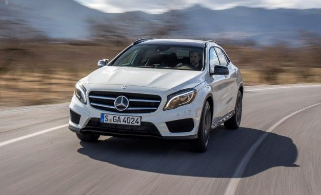 2016 Mercedes Benz Gla Cl Cla Get New Options Special Edition News Car And Driver Blog