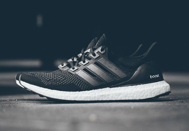 cc08cdb8a A Black Colorway of the adidas Ultra Boost is Available - SneakerNews.com
